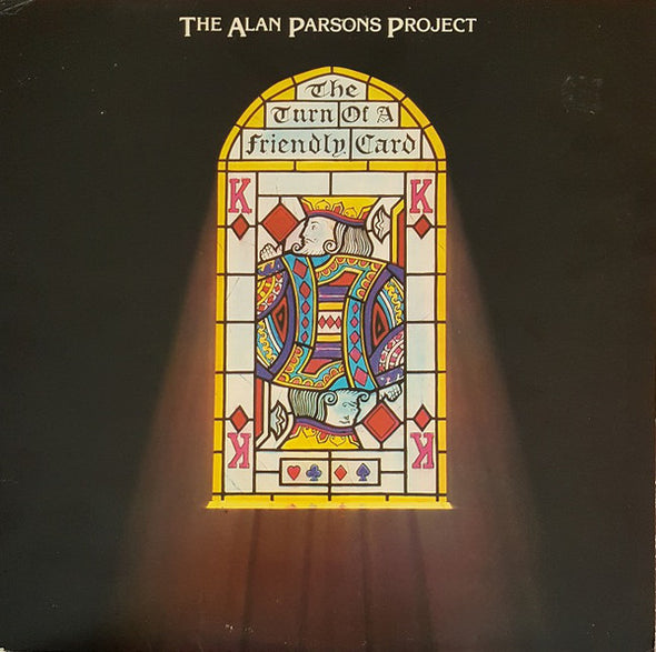 The Alan Parsons Project : The Turn Of A Friendly Card (LP, Album, Ter)