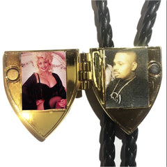 Chopped and Screwed Bolo Locket
