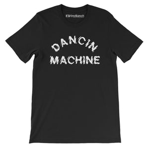 Dancin Machine Disco Rocks Tee by Vinyl Ranch