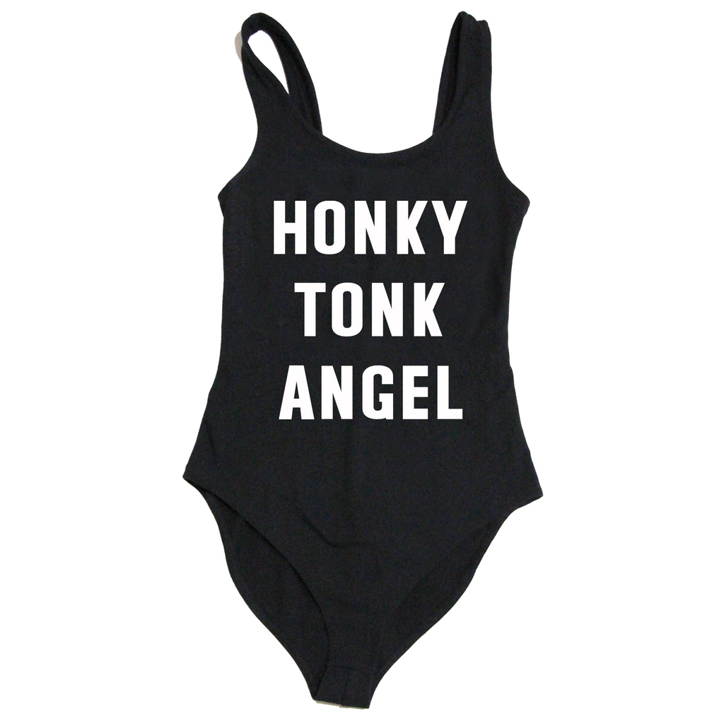 Honky Tonk Angel Women's Bodysuit