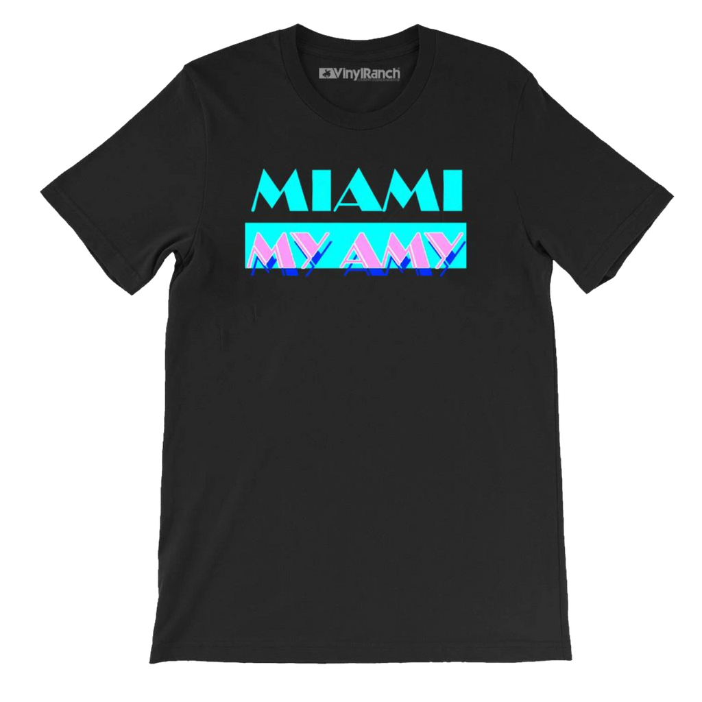 Miami My Amy Unisex Tee