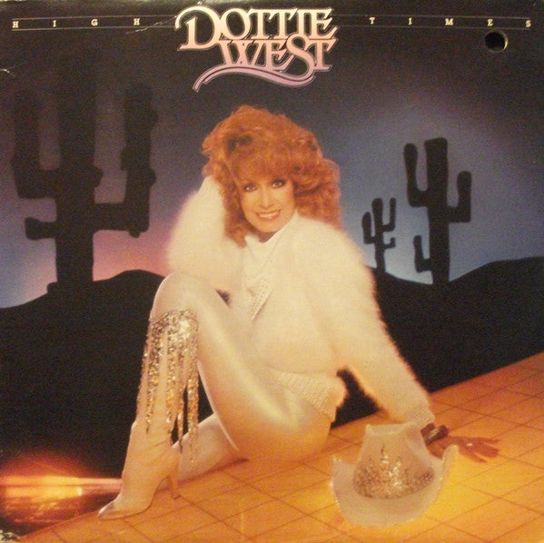 Dottie West : High Times (LP, Album)