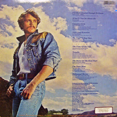 John Schneider : Too Good To Stop Now (LP, Album)