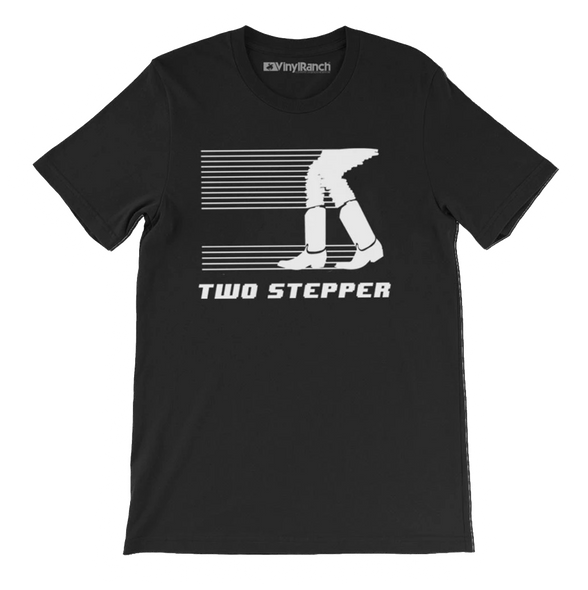 Two Stepper Unisex Graphic Tee