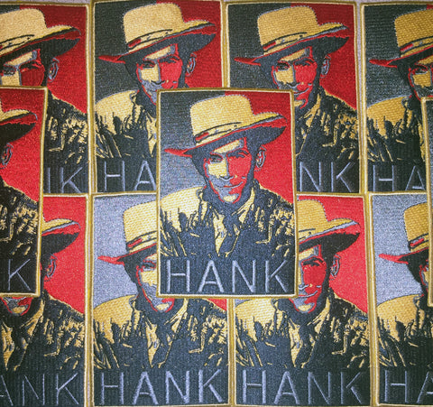 HANK Iron-on Patch