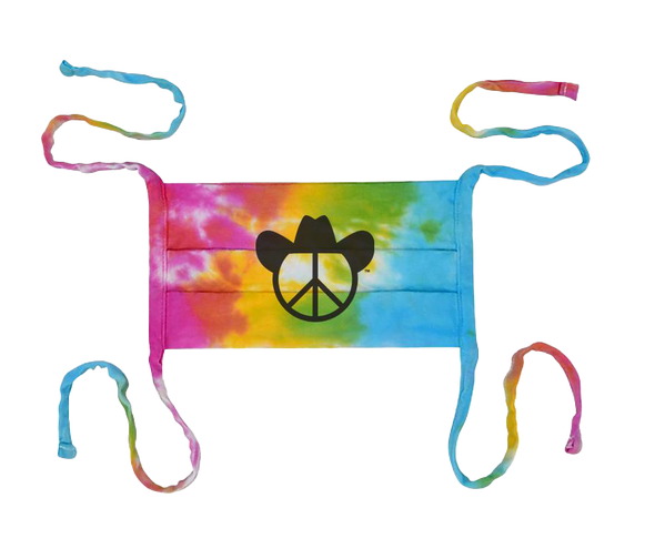 Peace & Love Mask Limited Edition