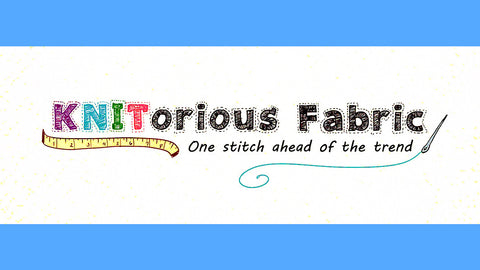 KNITorious Sticker