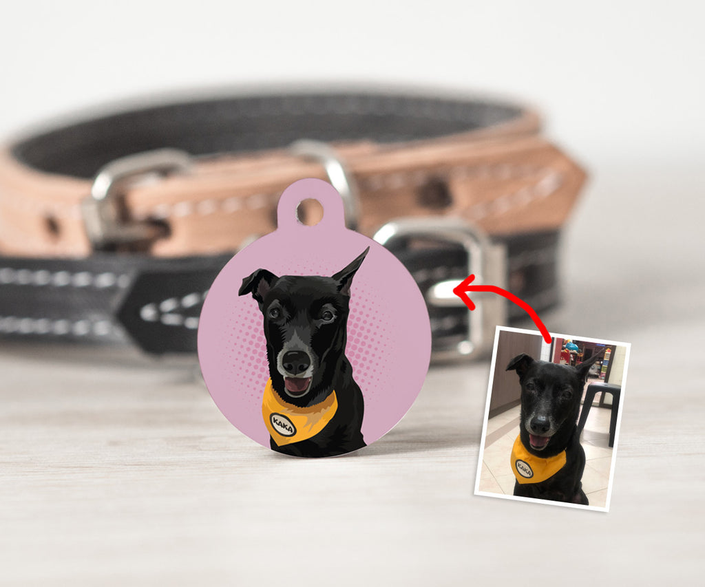 Add-ons, Pet ID Tag