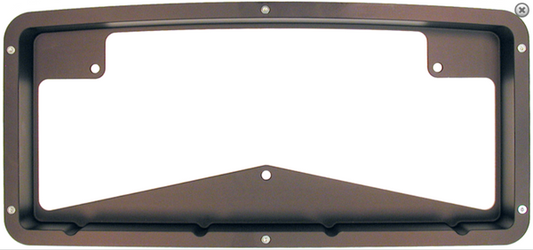RaceGrade Flush Mount Bezel for MoTeC C1212/C1812