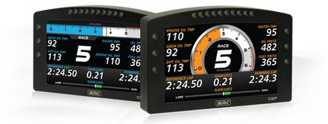 MoTeC C127 Dash Display - Motorsports Electronics