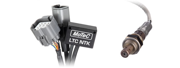 MoTeC LTC NTK (Lambda to CAN Module)