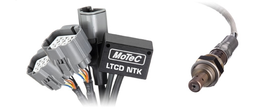 MoTeC LTCD NTK (Dual Lambda to CAN Module)
