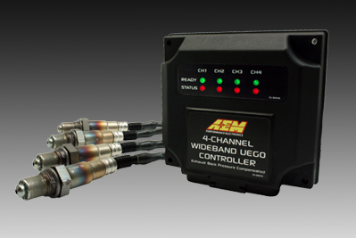 AEM 4-Channel Wideband UEGO AFR Controller - Motorsports Electronics - 1