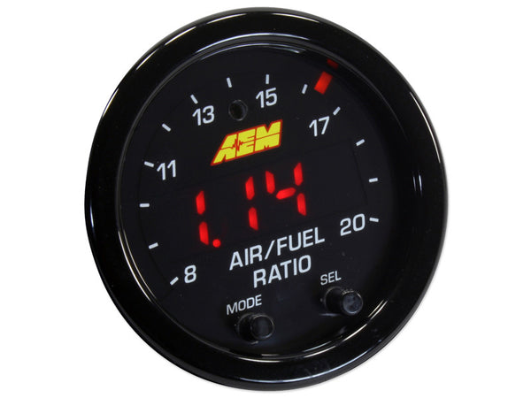 AEM X-Series Wideband UEGO Controller