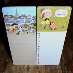 The must-have French notepad!
