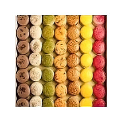 Seasons Box 48 count French Macarons- The Winter Assorted