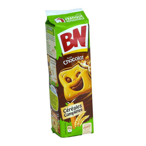 BN Chocolate French Cereal Cookie