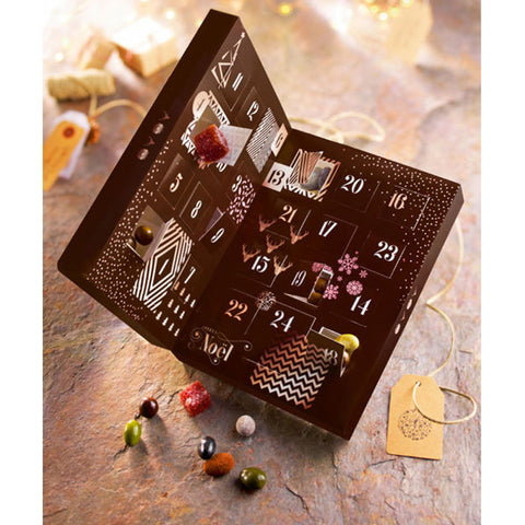Advent Calendar - Francois Doucet Chocolates & Fruit Jellies - From France