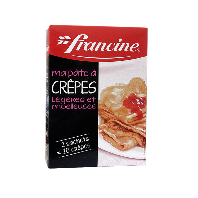 Francine Instant Sweet Crepes Mix (13.4 oz)