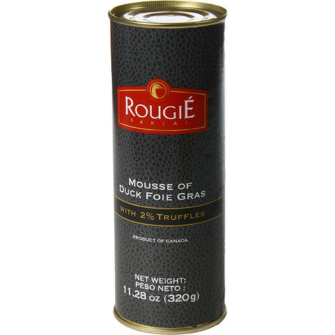 Duck Foie Gras Mousse w/ 2% Truffles by Rougié