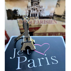 Eiffel Tower Key Ring - Paris Souvenir