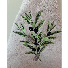 Provence -  Round hand towels 100% cotton
