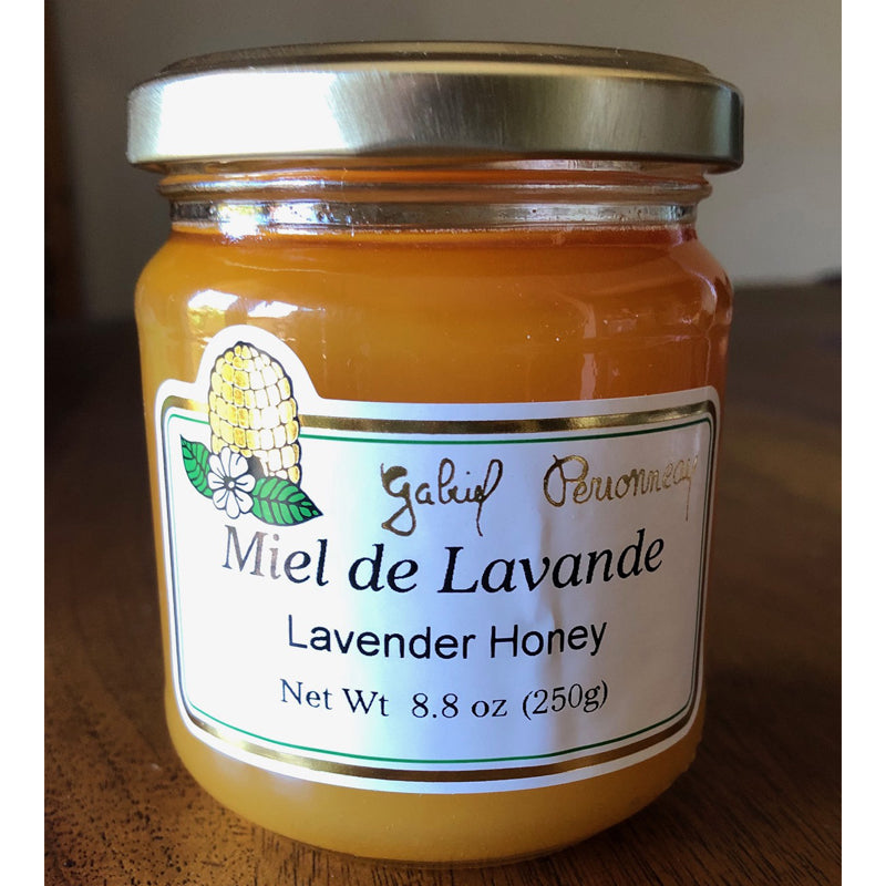 French Lavender Honey Gabriel Perronneau - 8.8 oz