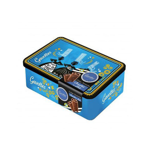 Loc Maria Gavottes Milk Chocolate in Bigouden Tin - 7.05 oz