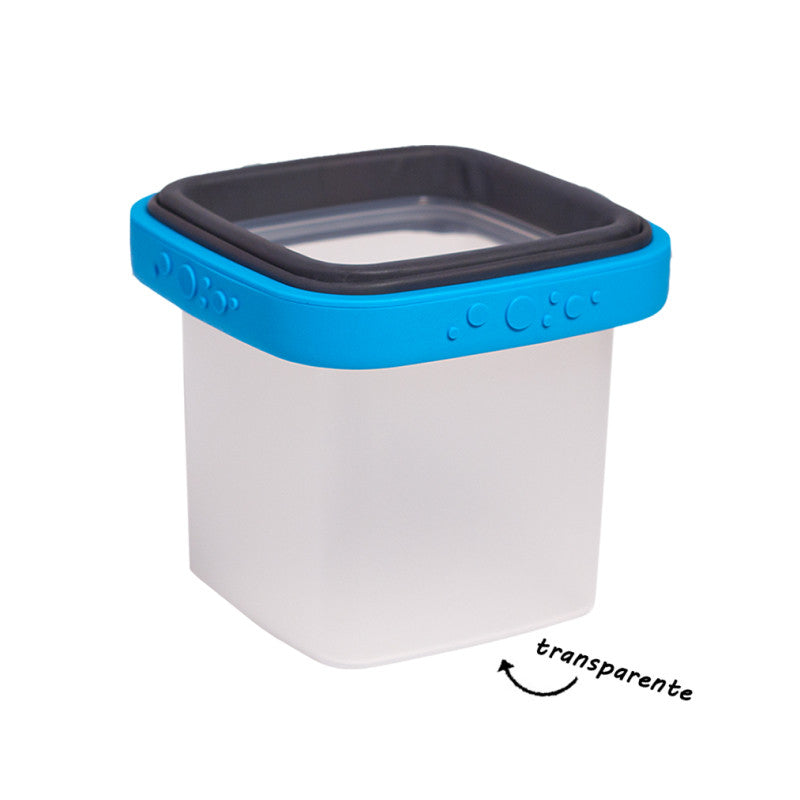Lucie Blue BOX - Lightweight Food Storage Container