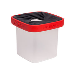 Lucie Red BOX - Lightweight Food Storage Container