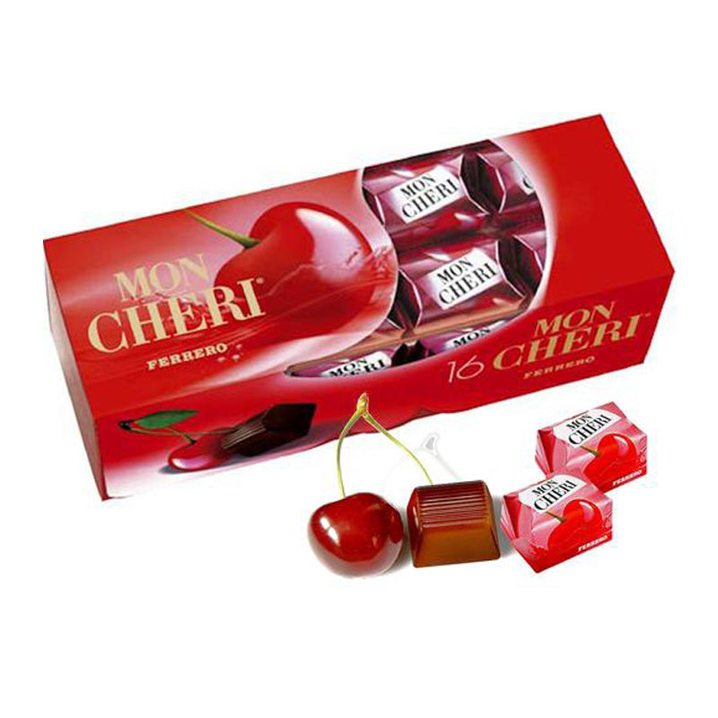 Ferrero Mon Cheri Chocolate Covered Cherries -