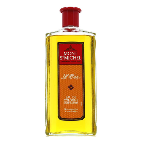 Eau de Cologne  Mont St Michel - Amber - Fresh Body Splash from France