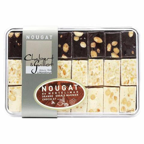 Food - Nougat Assorted from Chabert et Guillot