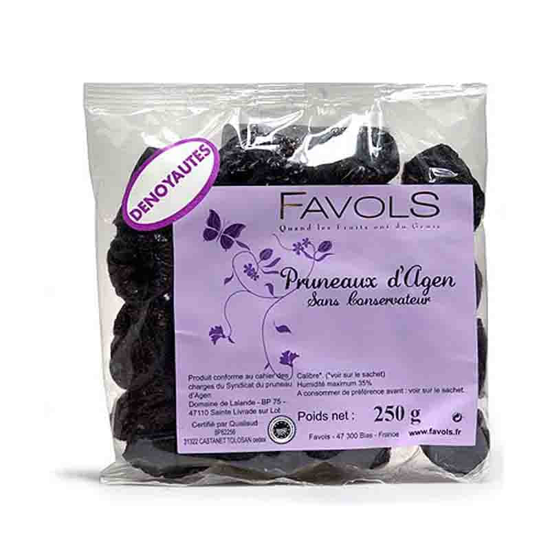 Pitted Prunes - Pruneaux d'Agen