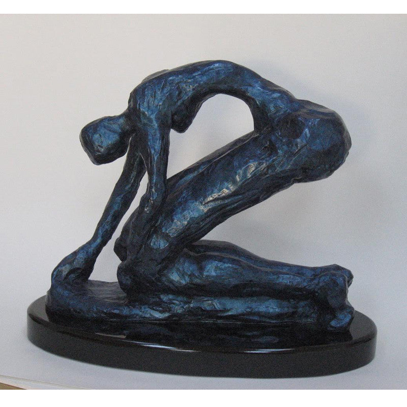 Reaching - Bronze Sculpture