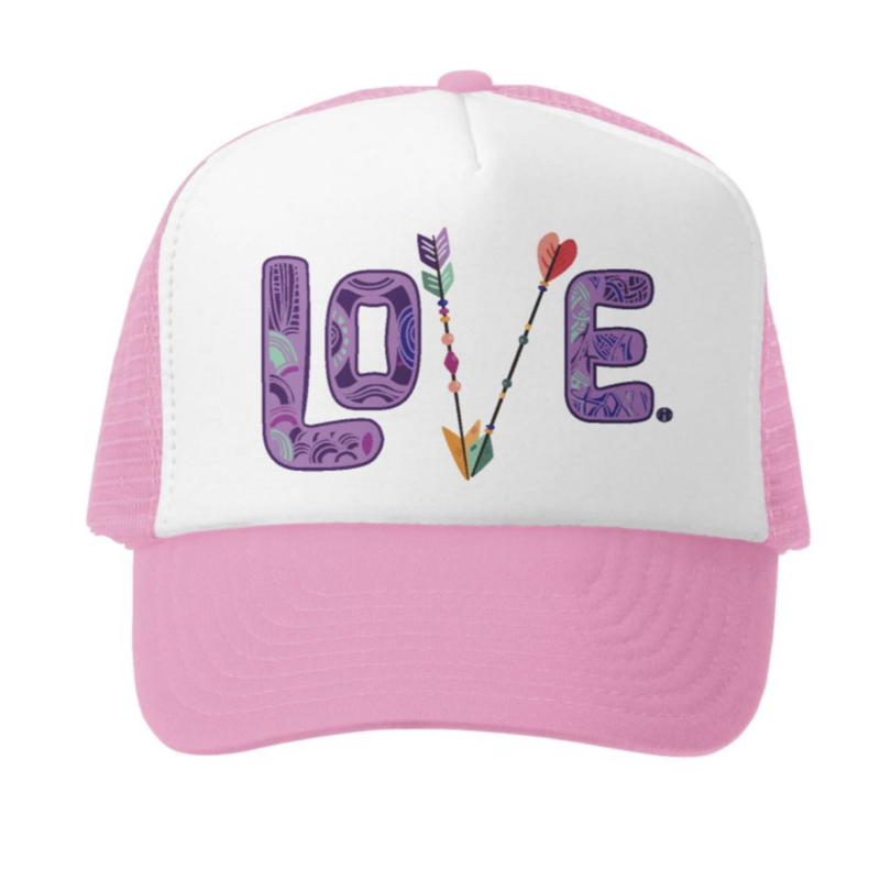 Love Trucker Hat | Avenue Petit Lou