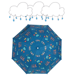 Pirate Color Changing Umbrella | Avenue Petit Lou