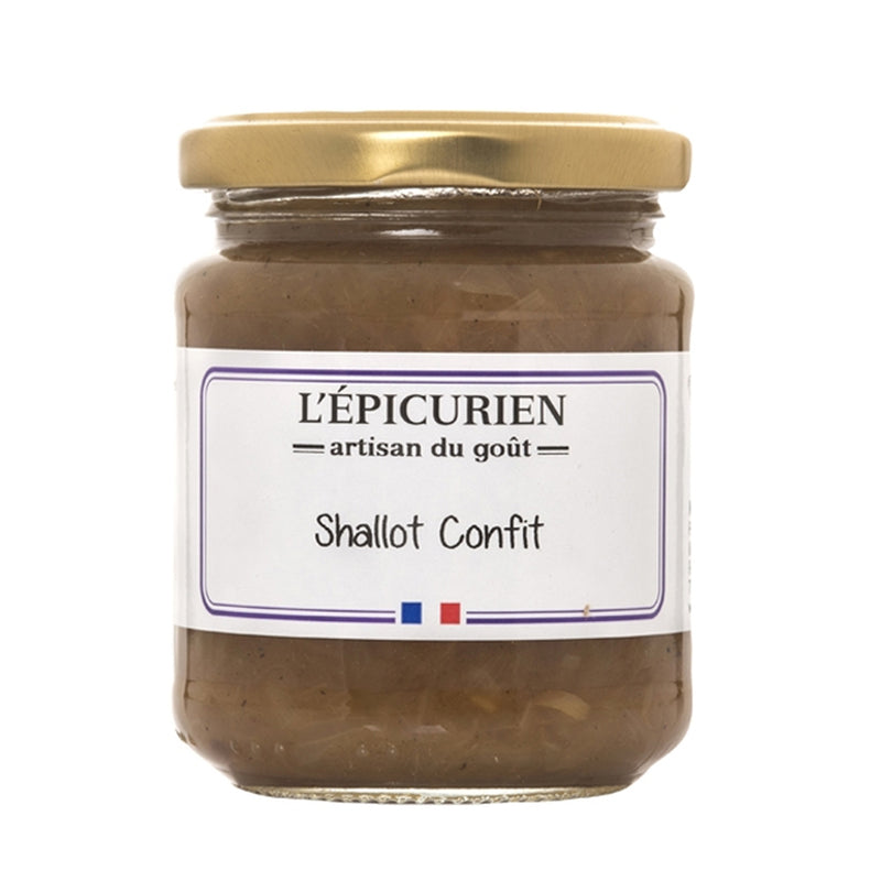 Shallot Confit by L'Epicurien