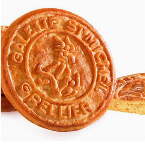 Galettes St Michel - Brittany Butter Cookies