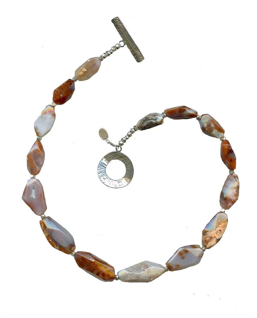 Tingitane - Berber agate Necklace