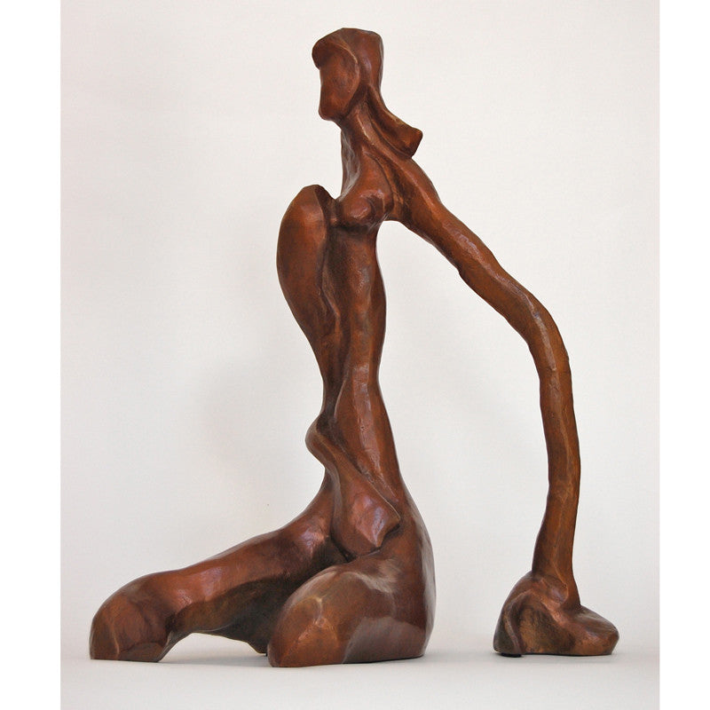 With an Attitude - Bronze Sculpture