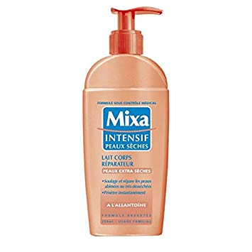 Mixa Intensive Body Lotion for Dry Skin - 400 ml