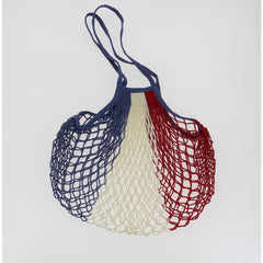 French string bags with a long handle