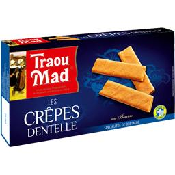 Crepes Dentelle - Gavottes Cookies by Traou Mad