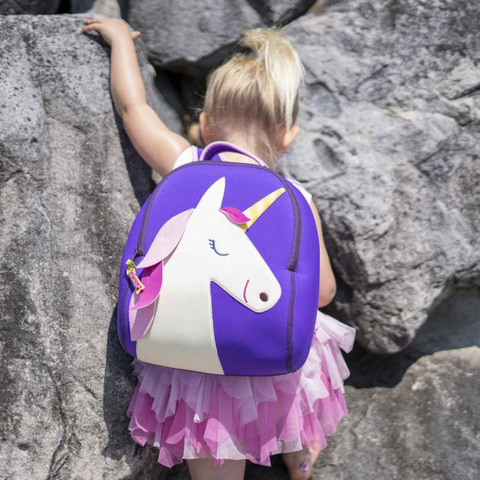 Unicorn Backpacks- Avenue Petit Lou