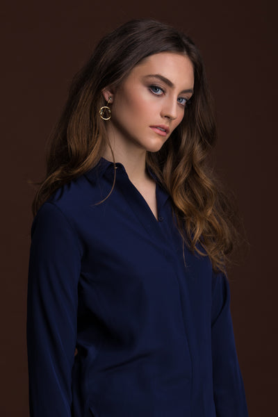 silk blouse, silk shirt, pure silk