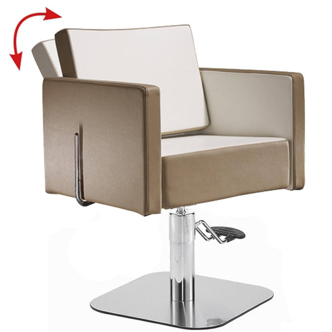 Salon Ambience SH/893 Square Reclining Style Chair