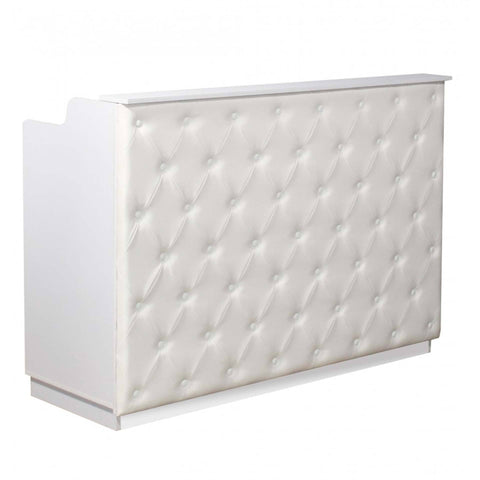 Deco Salon Elizabeth Reception Desk 60""