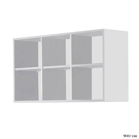 Salon Ambience WO/136 Service Top Cabinet 120cm-White
