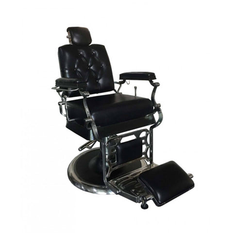 Deco Salon Wellington Genuine Leather Barber Chair